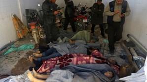 """Governo português defende """"investigação profunda"""" a ataque químico na Síria"""