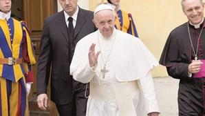 Visita do Papa obriga a repor fronteiras