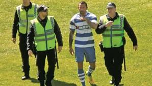 'Orelhas' detido por tiros no Porto