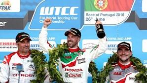 Tiago Monteiro quer lutar por título mundial no WTCC