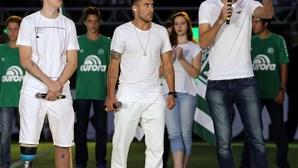 Chapecoense vence Atlético Nacional, quatro meses após acidente aéreo