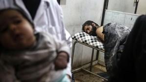 Ministro da saúde turco confirma uso de gás sarin na Síria