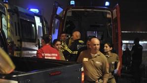 Três homens resgatados após queda ao mar em Viana do Castelo