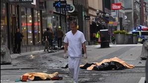 Menina de 11 anos morreu no ataque em Estocolmo