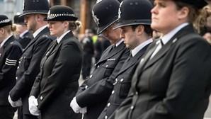 Emoção na cerimónia fúnebre do 'Herói de Londres'