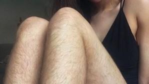 Blogger de fitness não se depila há mais de um ano