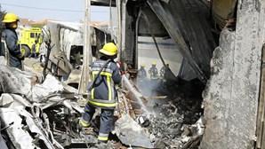 Recorde os últimos acidentes com aviões ligeiros em Portugal