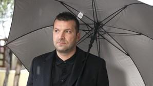 """Chef Ljubomir pediu a polícia para """"verificar uns números de telefone para amigos"""" nos ficheiros da PSP"""