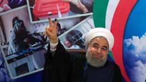 Presidente iraniano critica sabotadores de acordo nuclear