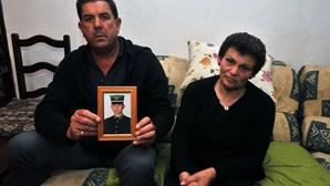 GNR assassinado sem nome em rua na Quinta do Conde