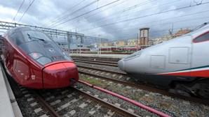 Acidente ferroviário no norte de Itália provoca dois mortos