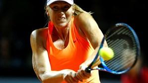 Maria Sharapova retira-se do ténis aos 32 anos