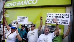 Lesados do BES manifestam-se esta quinta-feira no Porto