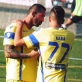 Marco Gonçalves, jogador que agrediu o árbitro