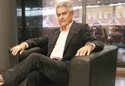 Presidente do Benfica, Luís Filipe Vieira