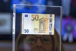 Conheça a nova nota de 50 euros, em circulação desde 4 de abril