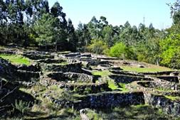 Castro de Romariz é composto por várias ruínas