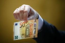 Unidade do Carregado fabrica e destrói milhares de notas de euro diariamente