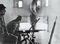 Militares sitiados nas Caldas da Rainha