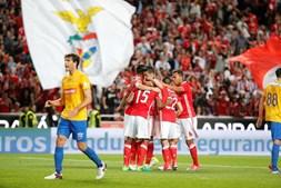 As melhores imagens do Benfica-Estoril