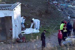 Corpos encontrados após tragédia em Lamego