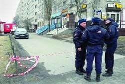 Polícia realizou buscas em apartamento na zona leste de São Petersburgo