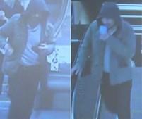 Imagem divulgada pela polícia sueca de um suspeito do ataque em Estocolmo