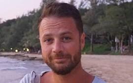 Chris Bevington foi identificado como um dos quatro mortos do ataque em Estocolmo