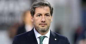 Presidente do Sporting, Bruno de Carvalho