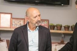 Edmundo Gomes, proprietário do Tomate