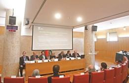 Associações profissionais como a Visapress (que representa 95 títulos nacionais) estiveram presentes no debate
