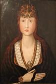 Santa Joana Princesa - Filha de D. Afonso V e D. Isabel, viveu quase toda a sua vida como monja no Convento de Jesus de Aveiro. Ficou conhecida por ter recusado várias propostas de casamento