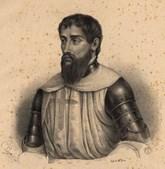 São Nuno de Santa Maria - Também conhecido como Nuno Álvares Pereira ou Santo Condestável, foi um general português do séc. XIV