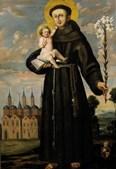 Santo António de Lisboa - Também conhecido como Santo António de Pádua, foi um Doutor da Igreja durante a viragem do séc. XII para o séc. XIII. É o santo padroeiro da capital
