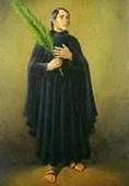 Santo Ambrósio Francisco Ferro - Padre, um dos 'Mártires do Brasil'