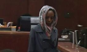 Jamelle Peterkin torturou o filho, de apenas um ano e filmou os crimes