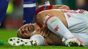 Lesão grave pode colocar ponto final na carreira de Ibrahimovic