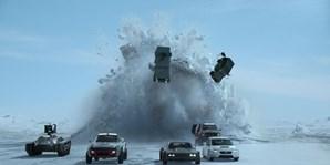 Cenas do filme 'Velocidade Furiosa 8'
