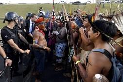 Confrontos no Brasil