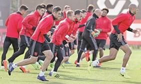 Benfica iniciou ontem a preparação para o jogo com o Estoril no sábado (18h15) na Luz