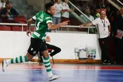 Sporting está na final da UEFA Futsal Cup