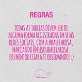 Regras Baleia Rosa