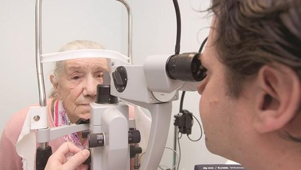 Envelhecimento leva à perda gradual da visão e ao aparecimento de cataratas