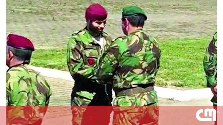efab67f9c672f Capitão arguido é condecorado - Portugal - Correio da Manhã