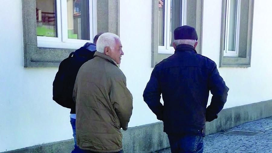 Francisco Barros foi presente ontem a tribunal para primeiro ser ouvido em interrogatório e ficou em prisão preventiva