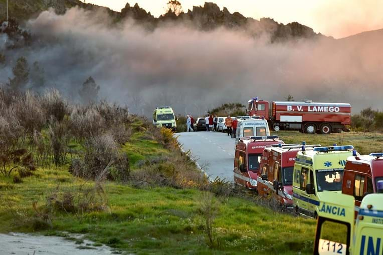 Acidente em pirotecnia de Lamego matou oito pessoas