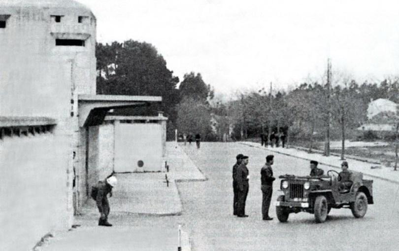 O golpe das Caldas da Rainha aconteceu em março de 1974