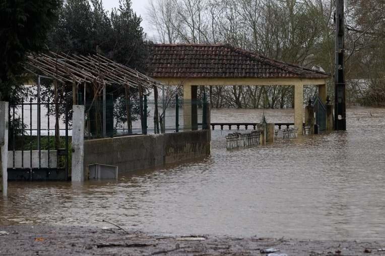 Em 2016, as cheias no Mondego provocaram prejuízos avultados em Coimbra