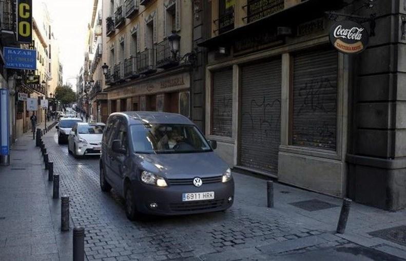 Rua de La Cruz