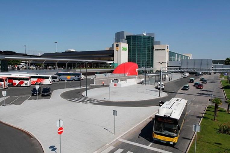 O Aeroporto Humberto Delgado, em Lisboa